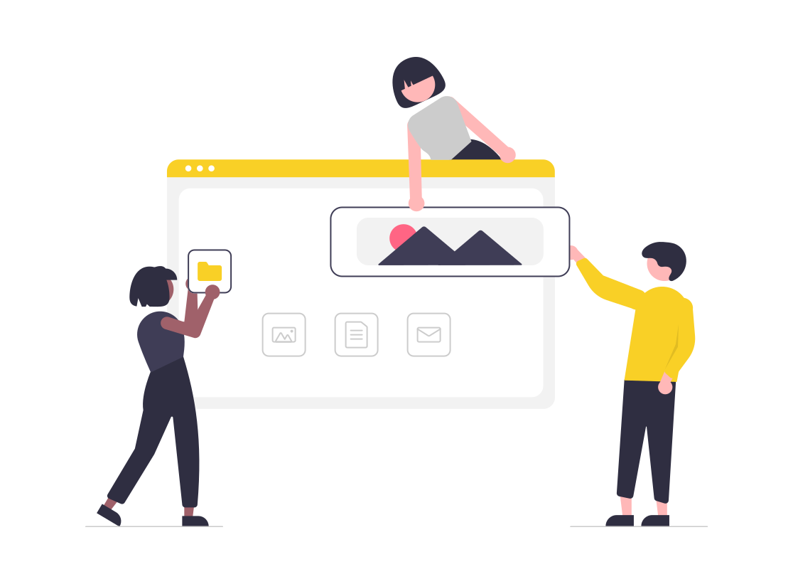 Web Design & </br> Digital Marketing